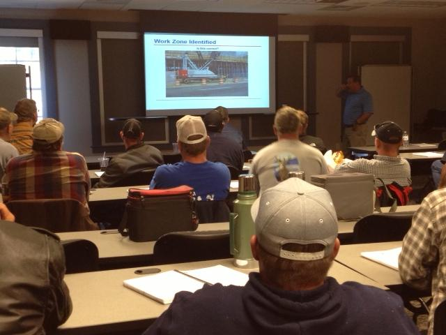 Safety is enhanced through continuing education such as this OSHA 30 hour training course